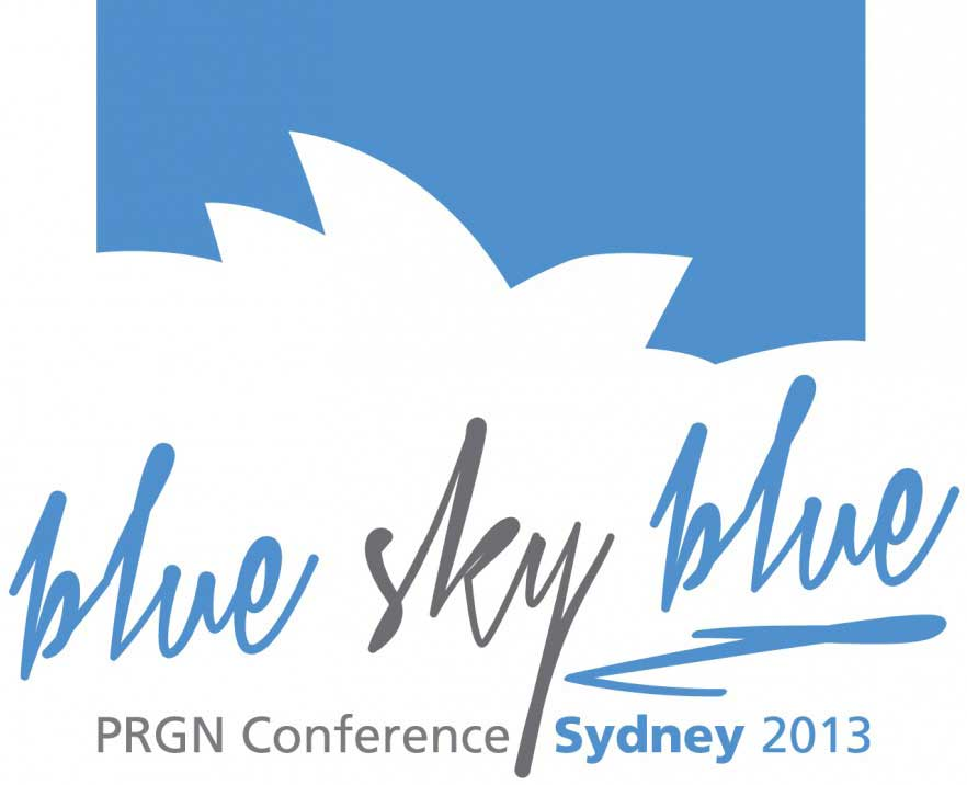 PRGN Conference logo