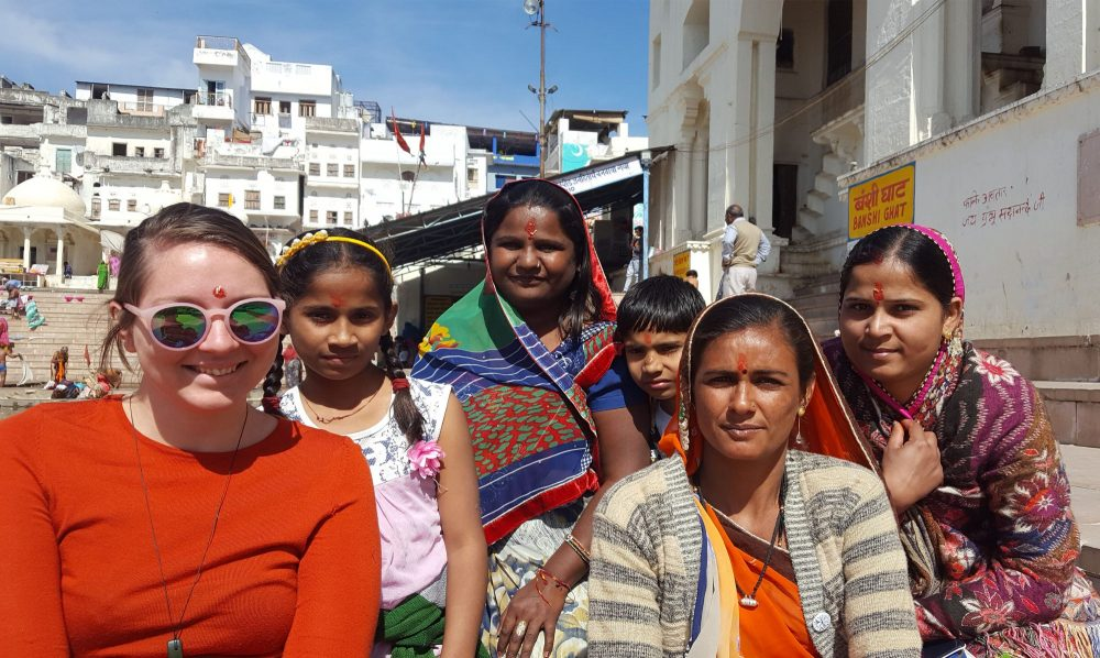Women are segregated from the tourism industry in India